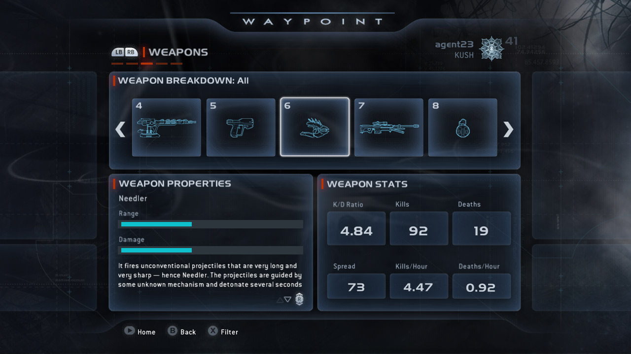 Halo Waypoint pour Halo Reach (Statistiques/Stats) - Page 2 2794429-gallery