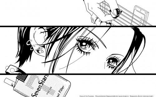 Avatar Regards... - Page 2 Nana.Osaki.Wallpaper.408001
