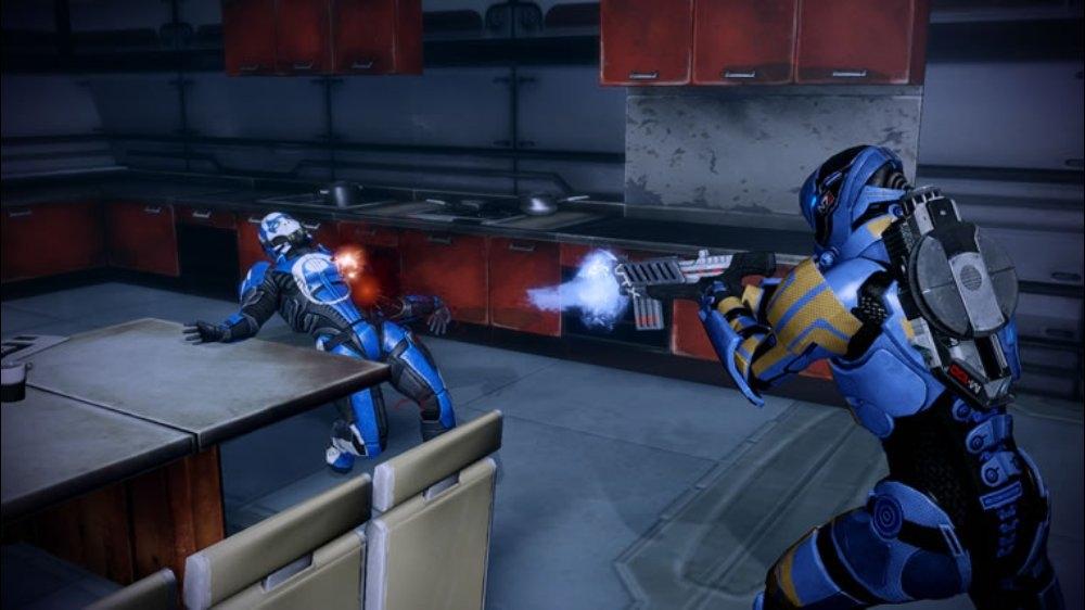 Mass Effect 2 - Special Edition + 25 DLC (2011/ENG/Repack) Screenlg15