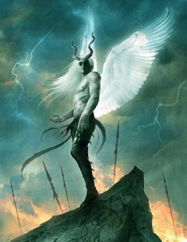 Демоны Devil-wings
