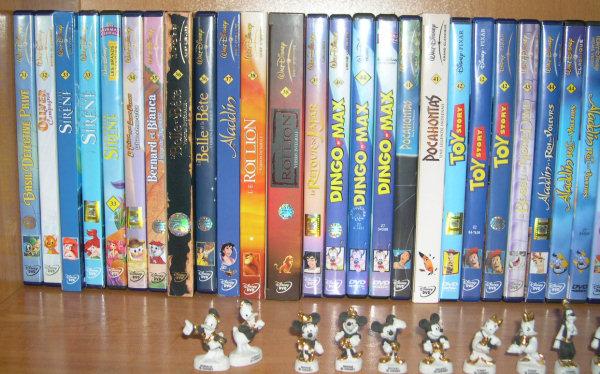 Postez les photos de votre collection de DVD Disney ! Etage2_1