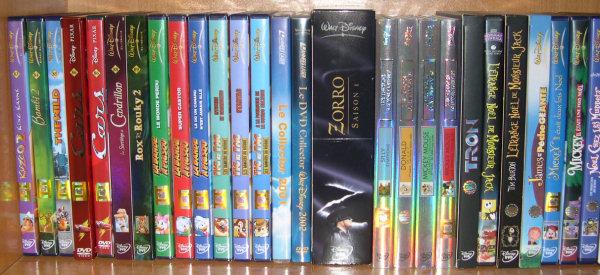 Postez les photos de votre collection de DVD Disney ! Etage4_1