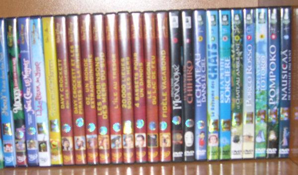 Postez les photos de votre collection de DVD Disney ! Etage4_2