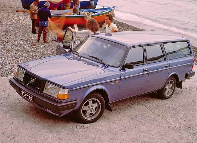 [Présentation] Le design par Volvo 245turbo
