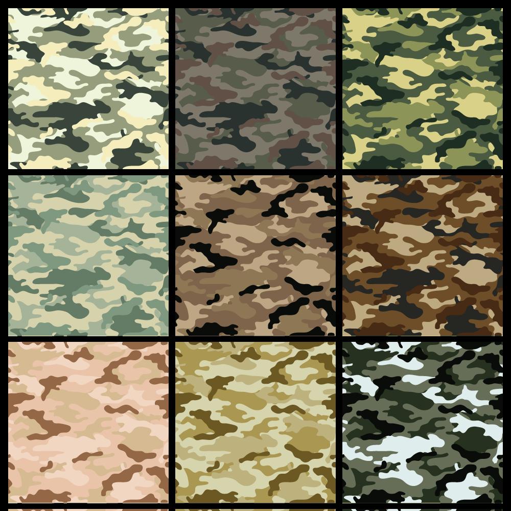 افضل واسوا تموية فى العالم _vector-camouflage-seamless-background-cs-by-dragonart