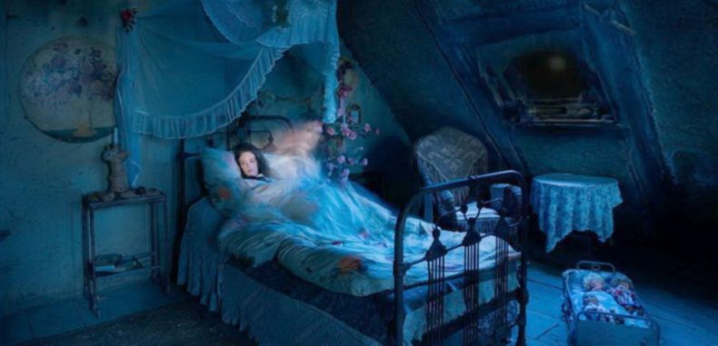 Visitation Dreams And How To Know You've Had One Astral_Projection-790x381