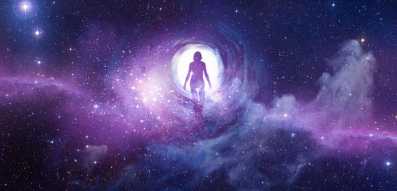 6 Sure Signs that Will Convince You That You Were Reincarnated Into Your Current Life Astral-projection-790x381