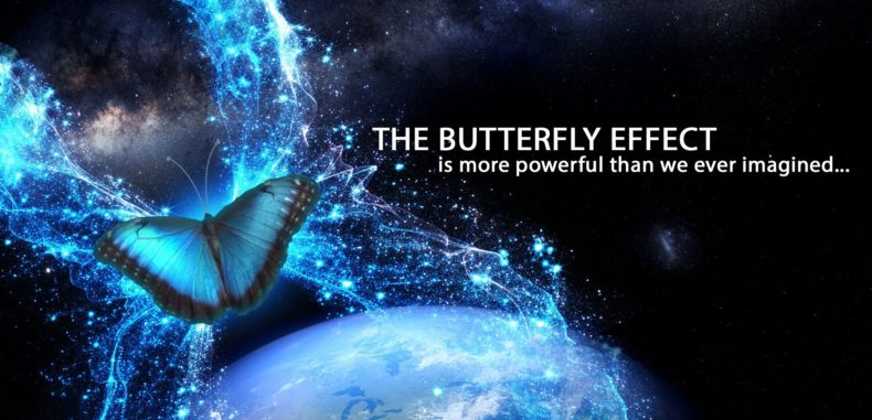 The Butterfly Effect and the Environment: How Tiny Actions Can Save the World Butterfly-Effect-earth-790x381