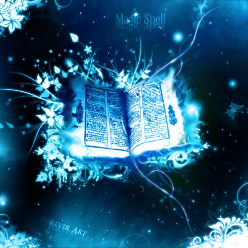 Освещенная книга 1238851758_magic_spell_by_foreverarts
