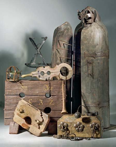 Смертная казнь - Страница 2 1364063593_diverse_torture_instruments