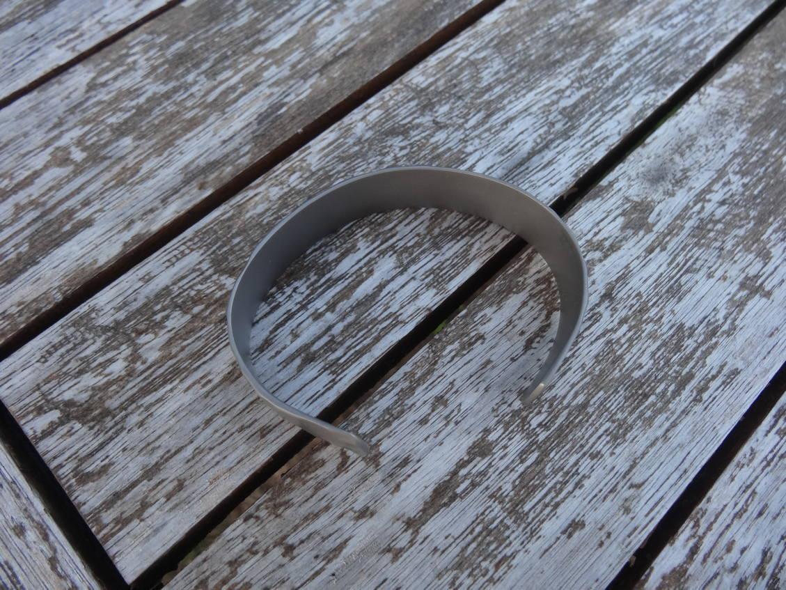 Bracelet titane toxifié DSC00480
