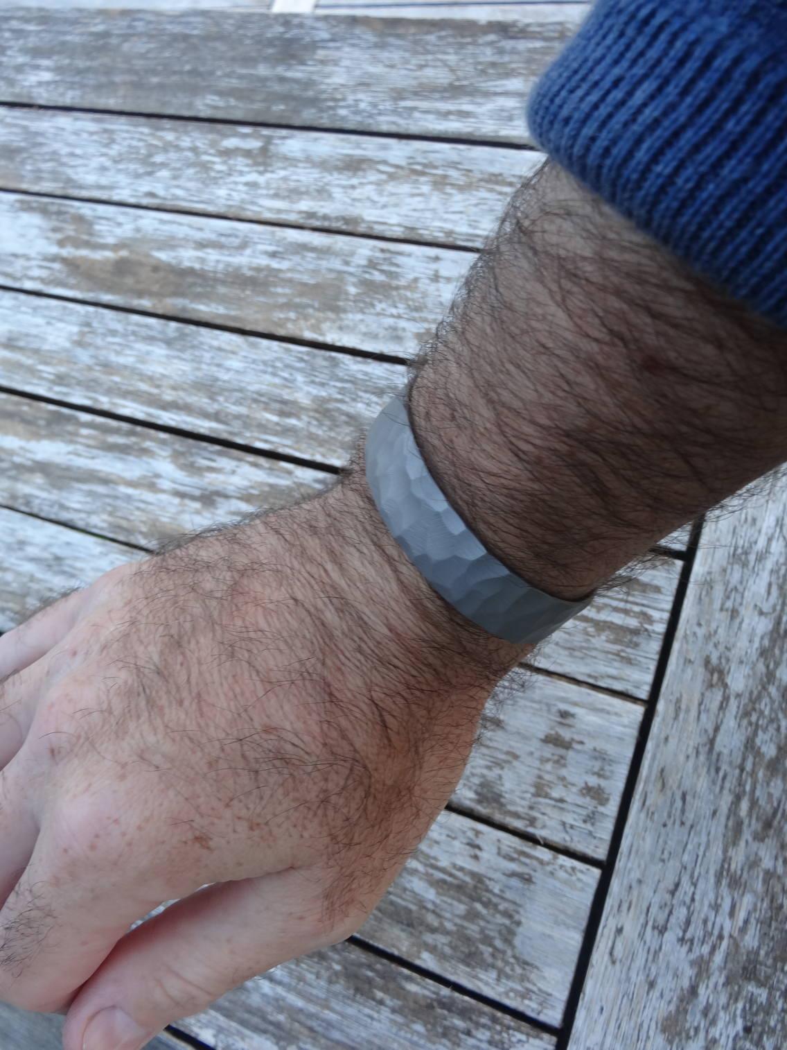 Bracelet titane toxifié DSC00486