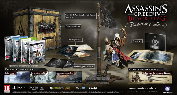 Assassin's Creed - Page 2 AC4BF_Buccaneer_Hero_fr_FR