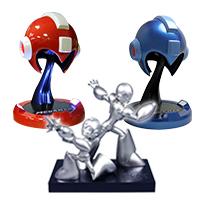 Casque Megaman Echelle 1/1 MMHelmetStatueBundle_productimage
