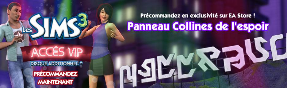 Les Sims™ 3 : Accès VIP 70733_936x287_FR