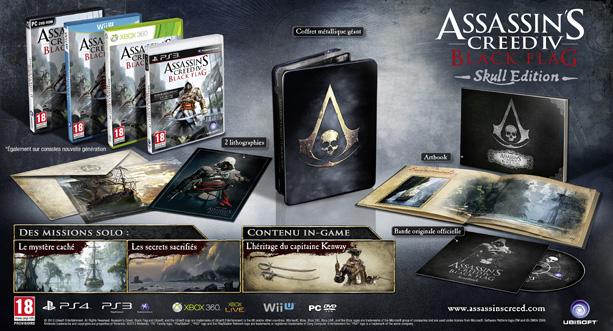 Assassin's Creed - Page 2 AC4BF_Skull_Hero_fr_FR