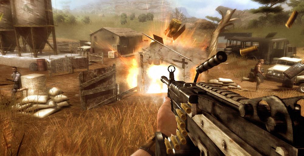 لعبة الاكشن Far Cry 2 Fortunes Edition بمساحة 2.4 جيجا على أكثر من سيرفر FCRY2_PC_screenshot_4