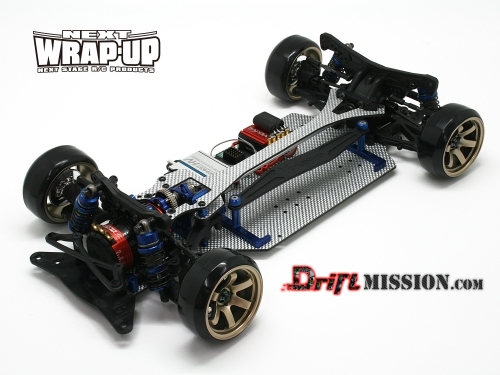 Wrap-UP Next - Yokomo Drift Package Conversion FR-D WrapUP-Next-FR-D-Conversion-Kit-DriftMission-1