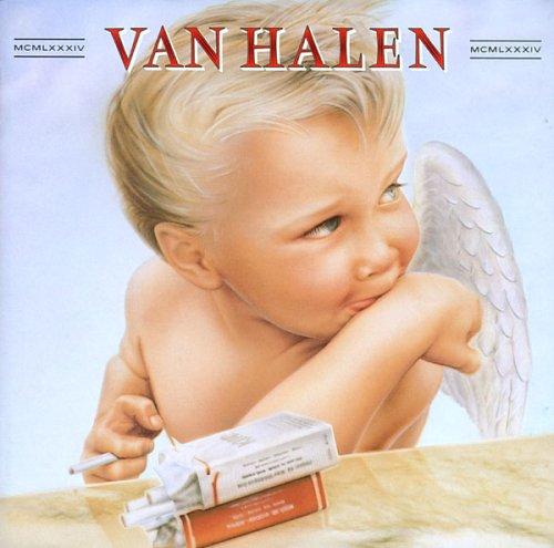 Les plus belles pochettes d'albums 1984