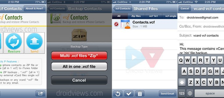 [TUTO] Copier et transférer ses contacts de l'iPhone vers un appareil Android [08.08.2013] Contacts-from-iPhone-to-Android