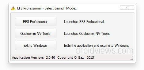 [TUTO] Comment sauvegarder et restaurer le dossier EFS dont son IMEI sur un appareil Samsung Galaxy [15.01.2014] EFS-Professional