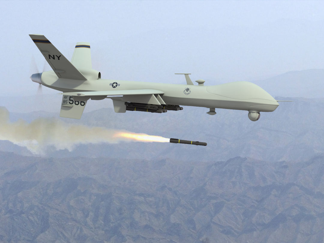 Qu'est-ce que la pollution lumineuse ? ( article 12 juin 2013) Predator-firing-missile4