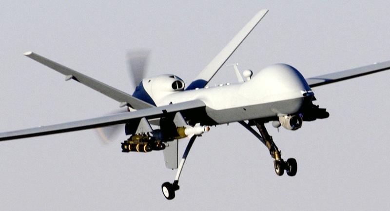 Google y el carro de la compra Drone