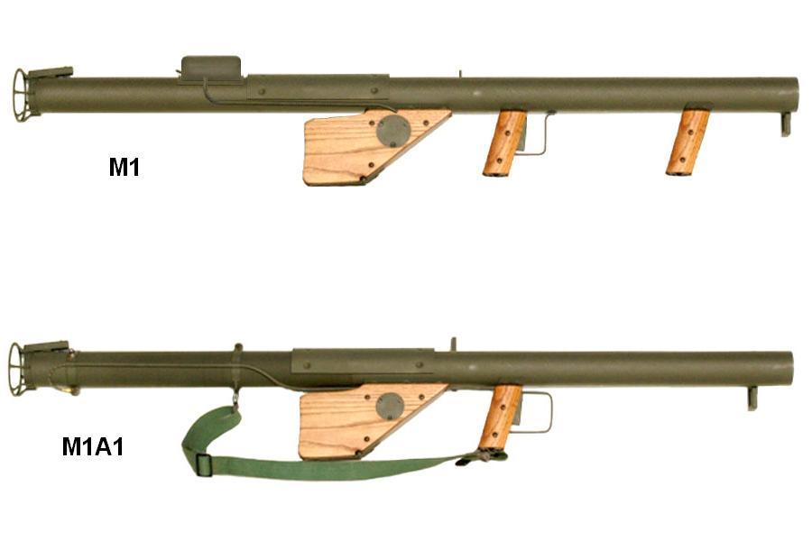 [Droop] Bazooka M1A1 - US WW2 M1-M1A1