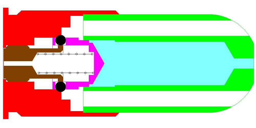 Piece de grenade m203 Step1