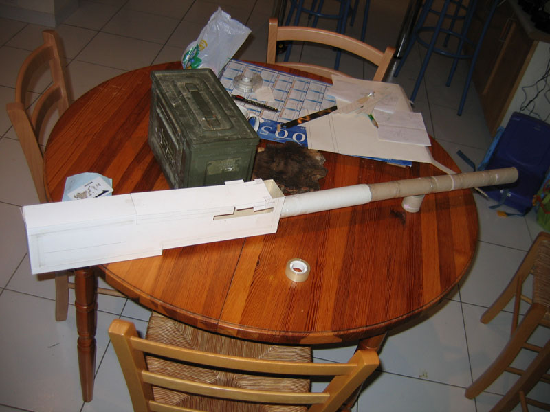 Tuto Fabriquer une Browning M2.50 IMG_44510
