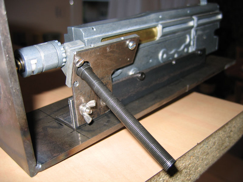 Tuto Fabriquer une Browning M2.50 IMG_47070