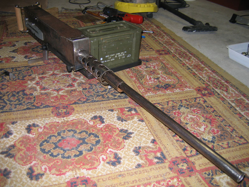 Tuto Fabriquer une Browning M2.50 IMG_47250
