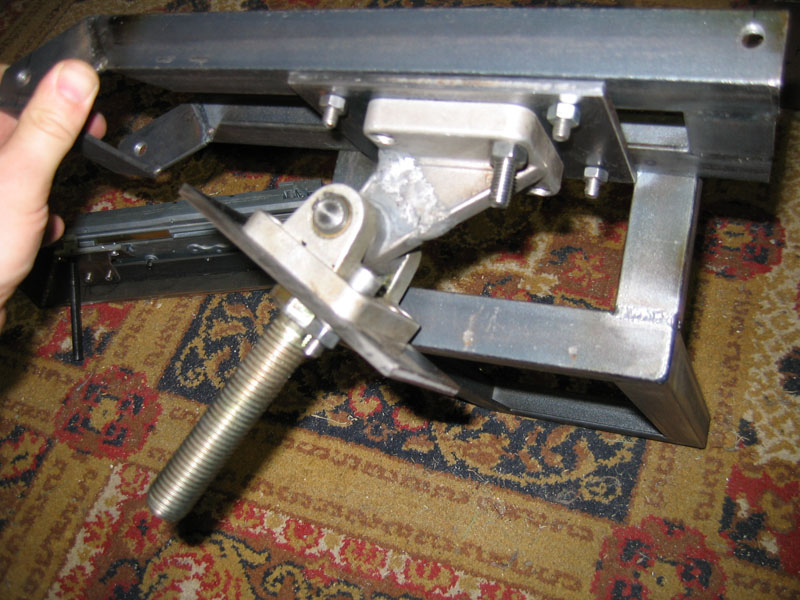 Tuto Fabriquer une Browning M2.50 IMG_47320
