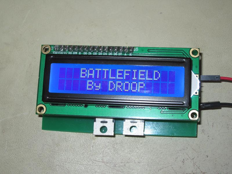 [Droop] Respawn type Battlefield flag (arduino) - Page 11 IMG_6772