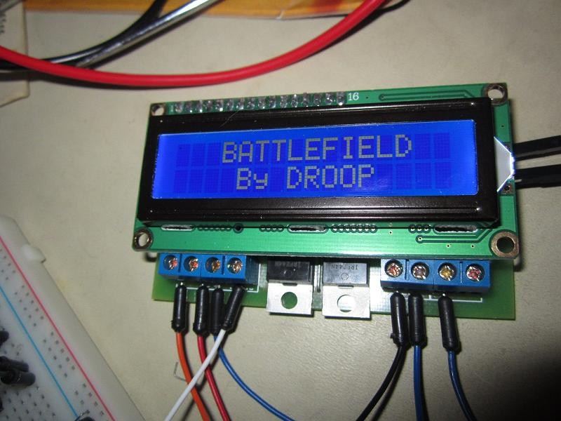 [Droop] Respawn type Battlefield flag (arduino) - Page 5 IMG_5736