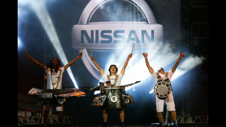Peças do Nissan Kicks viram instrumentos musicais para o Patubatê fazer o som do Revezamento da Tocha Olímpica 041bd902-418e-4f46-82e6-a72bcf4fbfb1-768x432-force