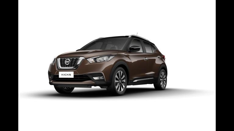 Nissan Kicks produzido no Brasil pronto para chegar às lojas: marca revela versões e preços do crossover nacional 40b7fa06-225b-4264-8afc-ccb77a33f47a-768x432-force
