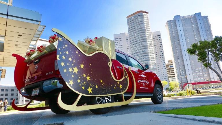 Nova Nissan Frontier ajuda Papai Noel chegar aos locais mais distantes da América Latina 5b864b35-a504-4f62-92d8-21498527ffcc-768x432-force