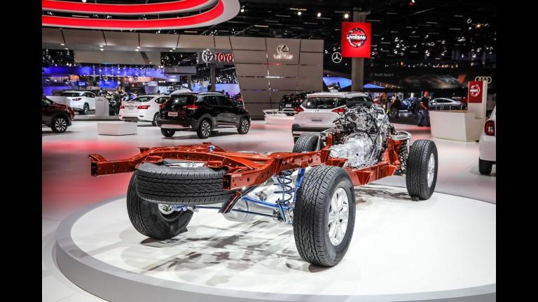 O que faz a nova geração da Nissan Frontier ser mais forte e leve do que nunca? 62ae1218-ec67-46ae-9205-f91e9b4fb385-768x432-force