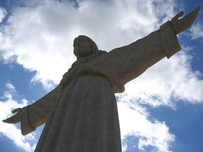 Citation 3/La joie de l'Évangile Cristo-rei-2009-01-20_0001_