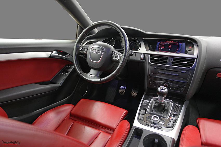 Duk3: Imola Audi A5 05