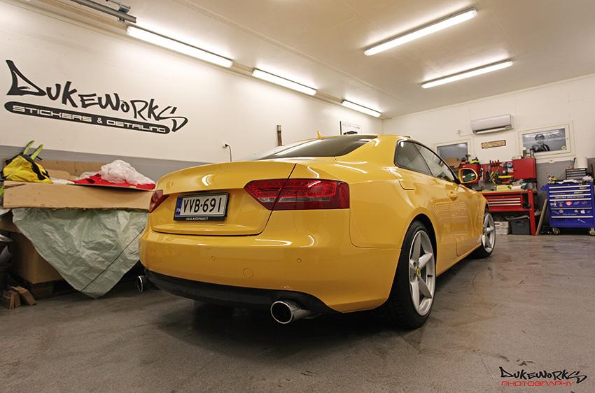 Duk3: Imola Audi A5 09