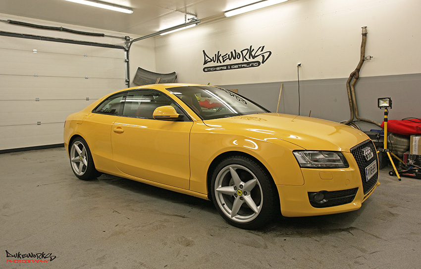 Duk3: Imola Audi A5 10