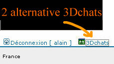 3D chats alternatives 2007 3dchatslogo
