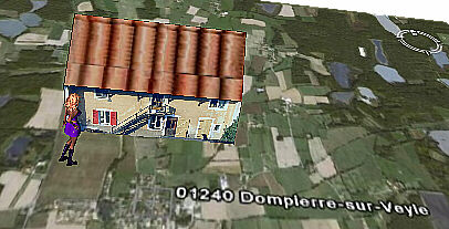 google earth , google Sketchup , et 3D Farmisa2
