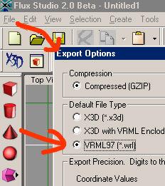 Spazz / Vizx3D / FluxStudio - Page 6 Fluxexport