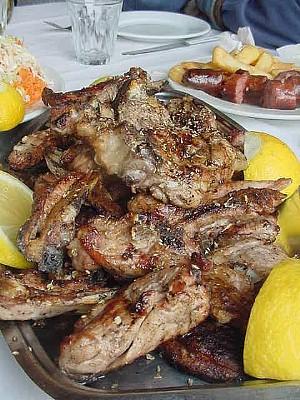 Κυριακατικο BBQ Paidakia