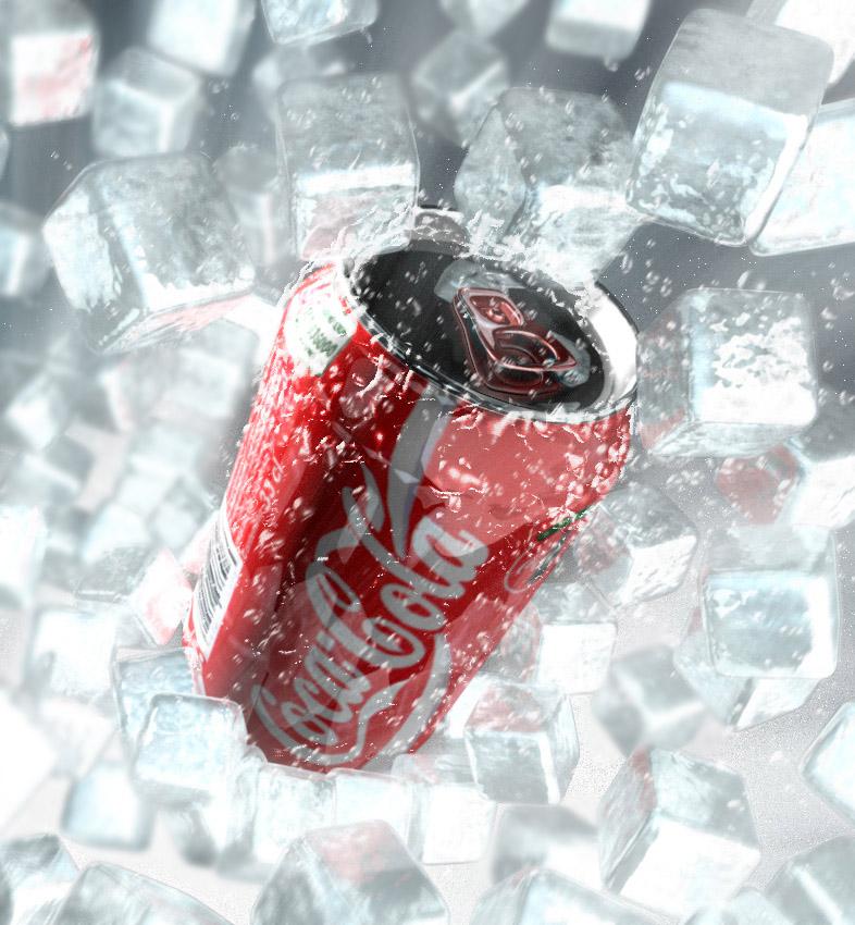 NAVIDAD Party! Coca-cola