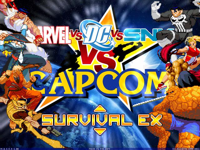 [SP] Marvel vs Dc vs SNK vs Capcom 1.0 Mvdvsvc-1.0-000