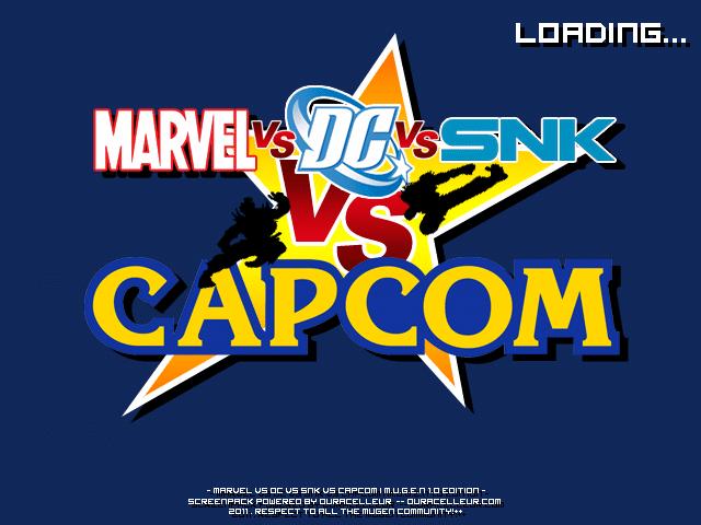 [SP] Marvel vs Dc vs SNK vs Capcom 1.0 Mvdvsvc-1.0-006